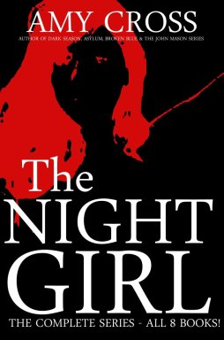 The Night Girl: The Complete Series book cover