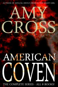 American Coven by Amy Cross book cover