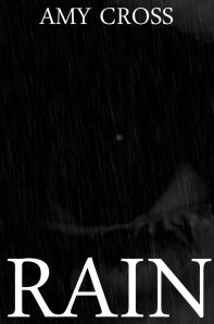Rain by Amy Cross book cover