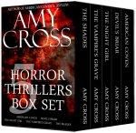Amy Cross Horror Thriller Box Set