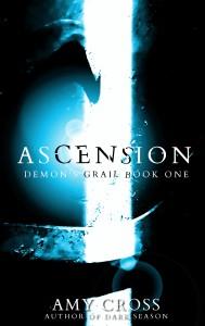 Ascension Demon's Grail book 1 Amy Cross