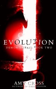 Evolution Demon's Grail Amy Cross