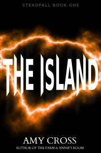 The Island Steadfall book 1 by Amy Cross