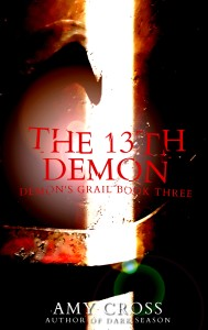 The 13th Demon Amy Cross