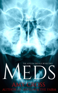 Meds (The Asylum Trilogy book 2) Amy Cross